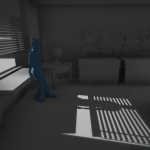Fragments of Him - Office location screenshot
